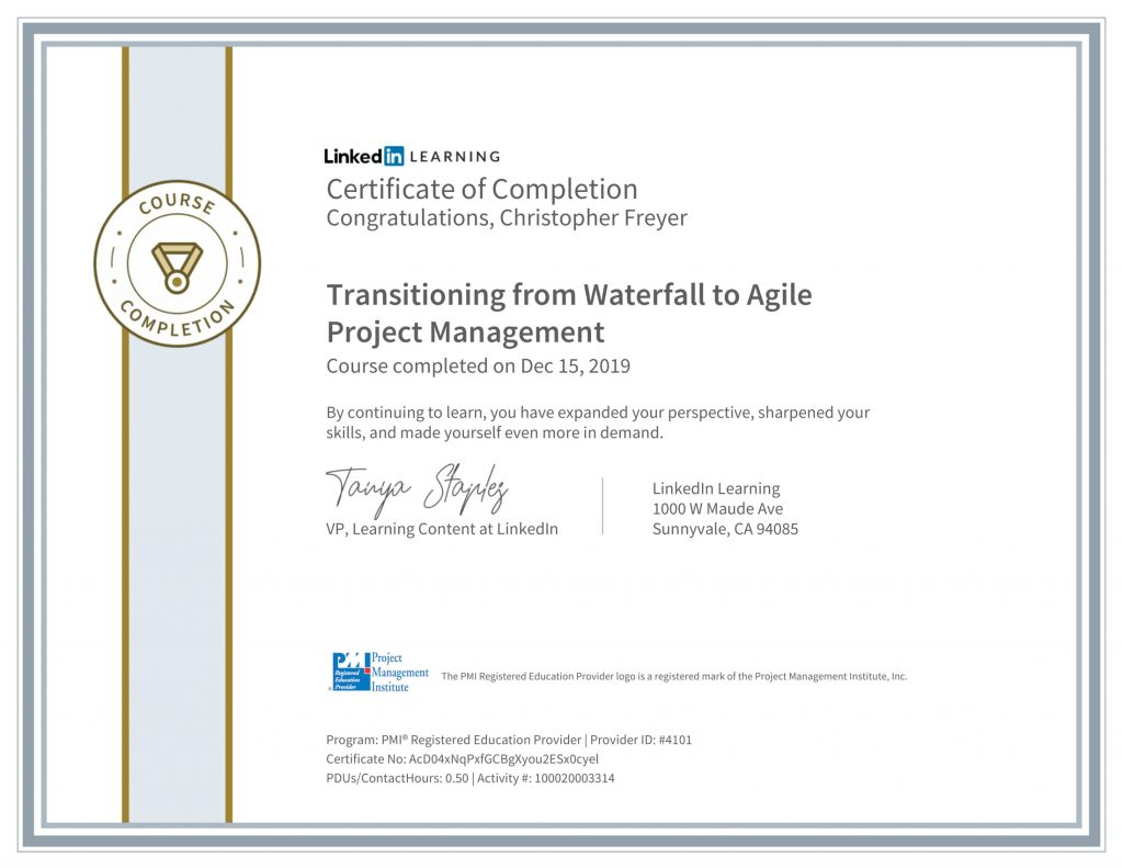 CertificateOfCompletion_Transitioning-from-Waterfall-to-Agile-Project-Management-1