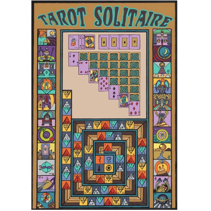 Tarot Solitaire by Chris Freyer square