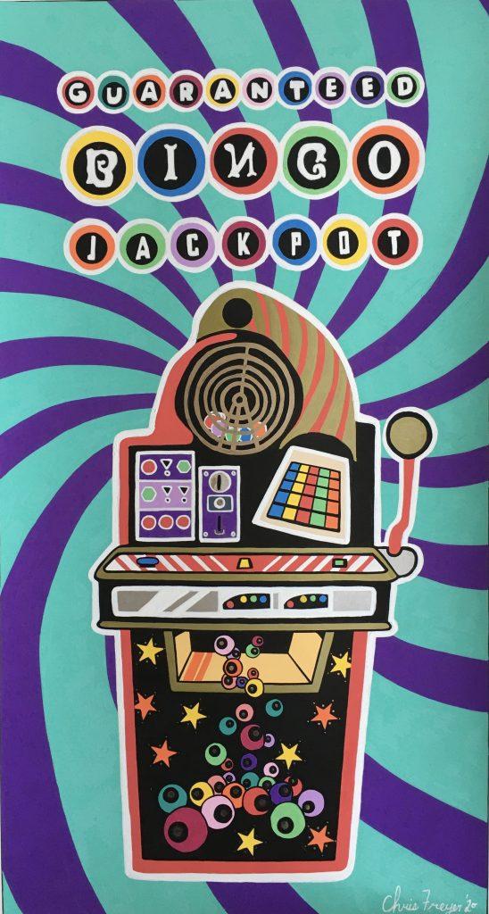 Guaranteed Bingo Jackpot by Chris Freyer